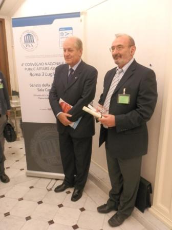 Public Affairs Awards 2012